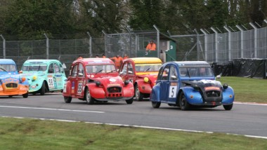 Oulton Park entry lists + info