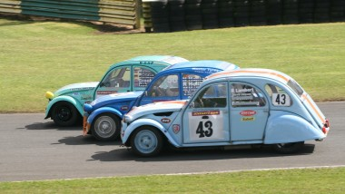 Croft 2014 entry lists
