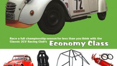 Economy Class Posters