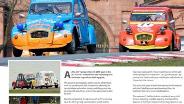 Brands Hatch programme
