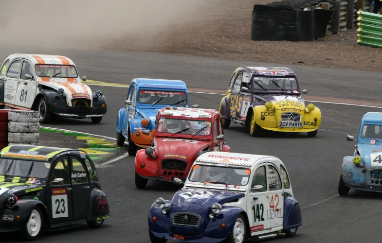 Croft race report, 2015