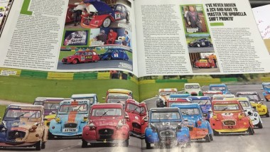 Practical Performance Car magazine article