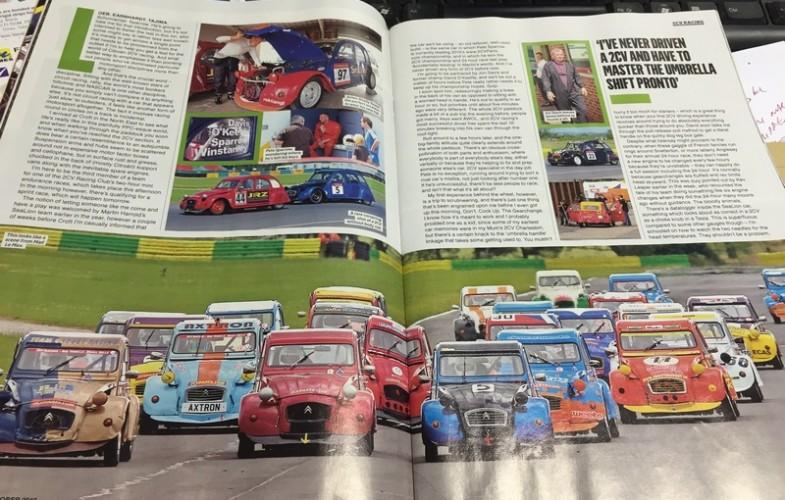 Practical Performance Car magazine article