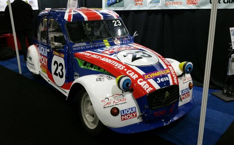 RaceRetro 2017