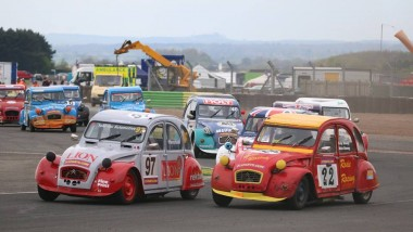 First win for Carter in Croft Cracker