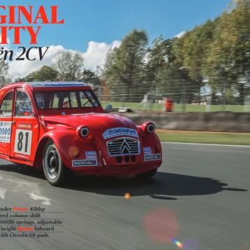 The Unraceables – a MotorSport magazine article