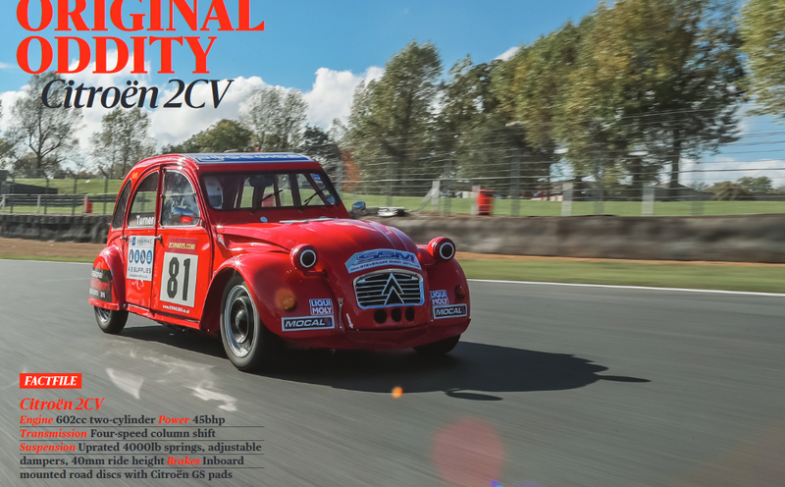 The Unraceables – a MotorSport magazine article